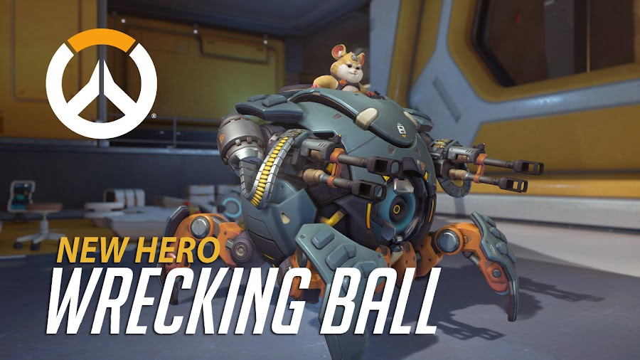 overwatch new hero hammond wrecking ball
