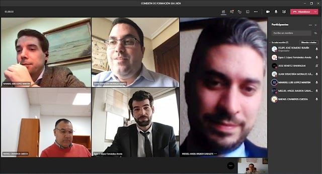 Reunión de la Comisión de Formación