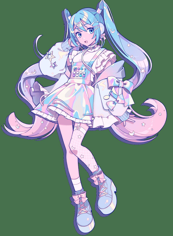 Hatsune Miku (VOCALOID