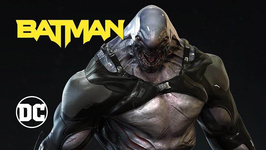 cancelled batman game king shark concept art reveal instagram nanaue dc comics batman arkham universe arkhamverse jerad marantz wb games rocksteady studios