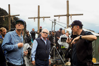 Silence Martin Scorsese Set Photo 3 (27)