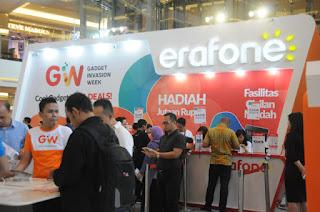 Harga Menarik Penjualan Smartphone Oleh Erajaya Di Invasion Week