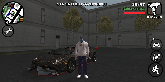 GTA SA Lite Android