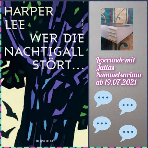 Aktuelle Leserunde mit Julias Sammelsurium