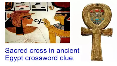 Ancient Egypt crossword clue answers