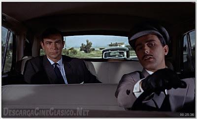 Sean Connery - Desde Rusia con amor - 007 (1963) (HD), descargar y ver online en español