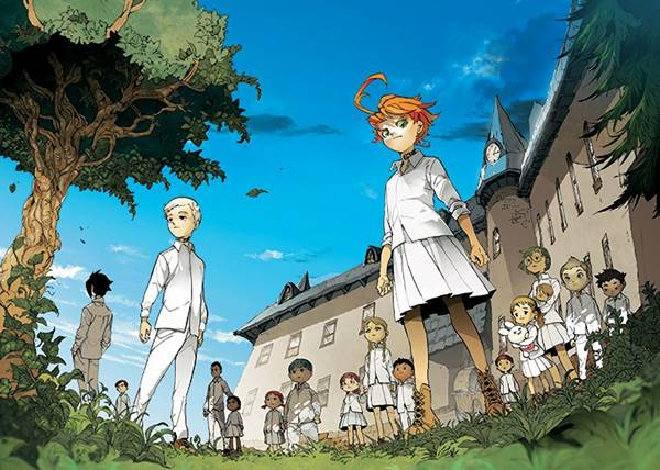 Baca Review Yakusoku no Neverland Bahasa Indonesia