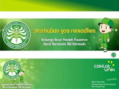 Desain Coklat Ramadhan