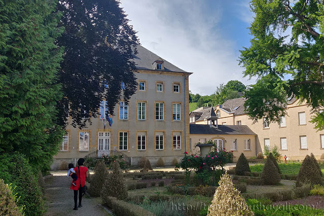 Day trip from Luxembourg - Schengen Castle