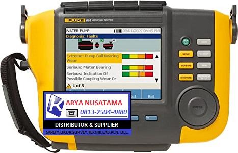 Jual Fluke 810 Vibration Tester Ori di Banten