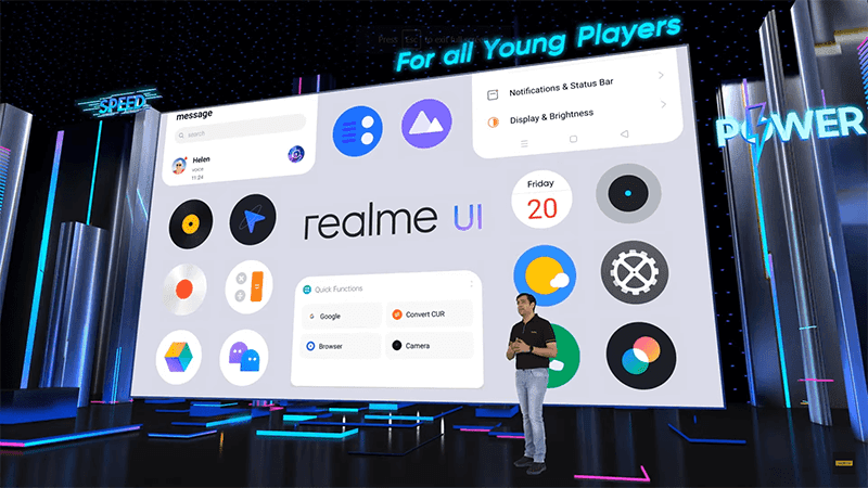 realme reveals realme UI 2.0 skin with better customizations, performance, and privacy features
