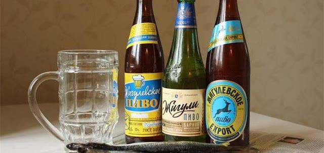Пиво из канализации