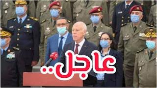 قيادات عسكرية متقاعدة توجه نداء عاجل إلى رئيس الجمهورية قيس سعيد... التفاصيل