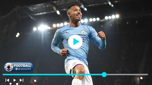 Manchester City vs Everton Highlights