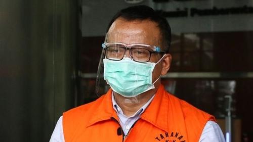 Edhy Minta Maaf ke Jokowi-Prabowo: Tuntutan 5 Tahun Bui Sangat Berat