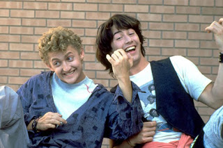 review film bill and teds excellent adventure