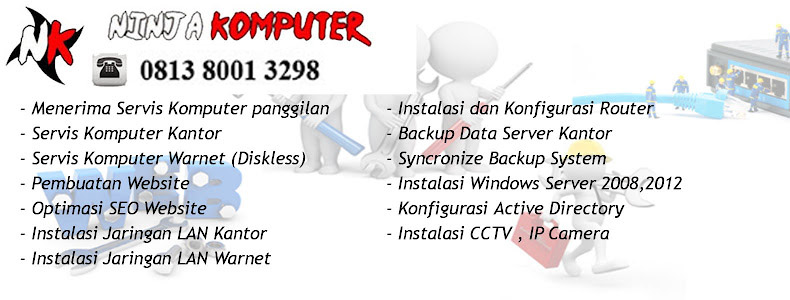 servis komputer panggilan