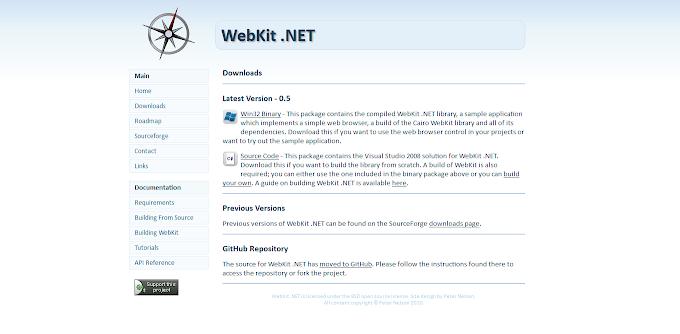 [.NET] Créer un navigateur Web Firefox