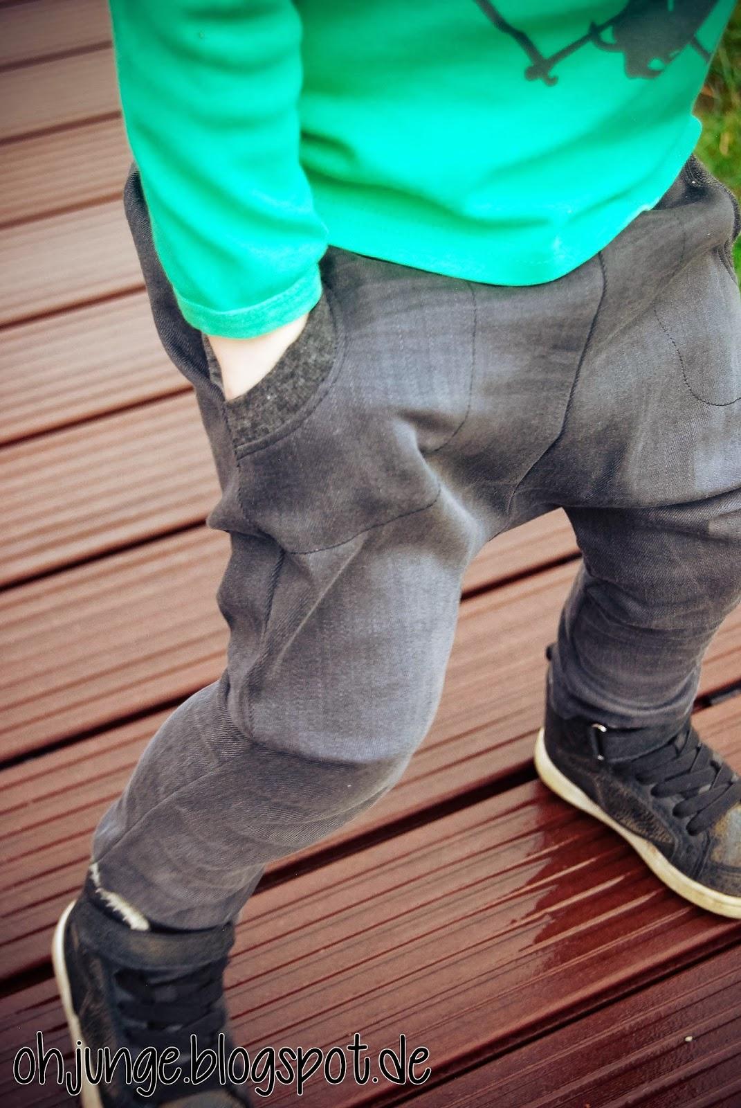 Oh, Junge!: Skinny Jeans
