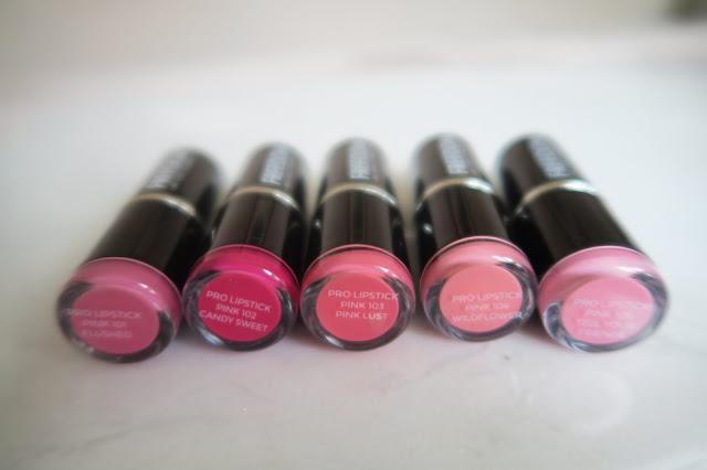 Freedom Pro Lipsticks