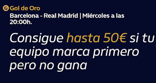 william hill promo Barcelona vs Real Madrid 18 diciembre 2019
