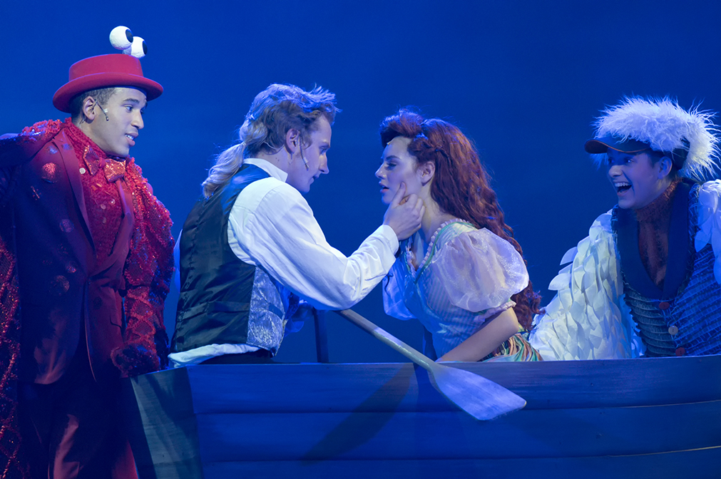 PHX Stages: photos - DISNEY'S THE LITTLE MERMAID - Valley ...