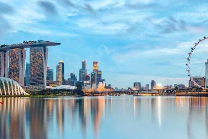 Jangan Asal Buang Sampah Ketika Berlibur Ke Singapur