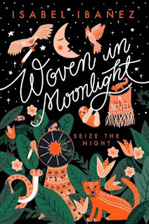 Woven in Moonlight Summer Reading List 2020 Hispanic Latino