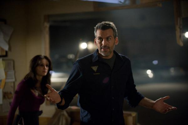 Chats With Oded Fehr About His New Movie Super Hybrid
