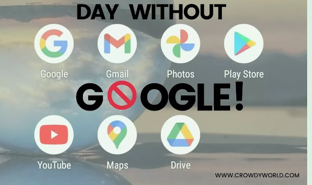 What Happens If Google Goes Down For A Day!