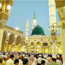Muhammad Sallallahu alayhi wa sallam Reading Barkate Nabuwat ka zahur