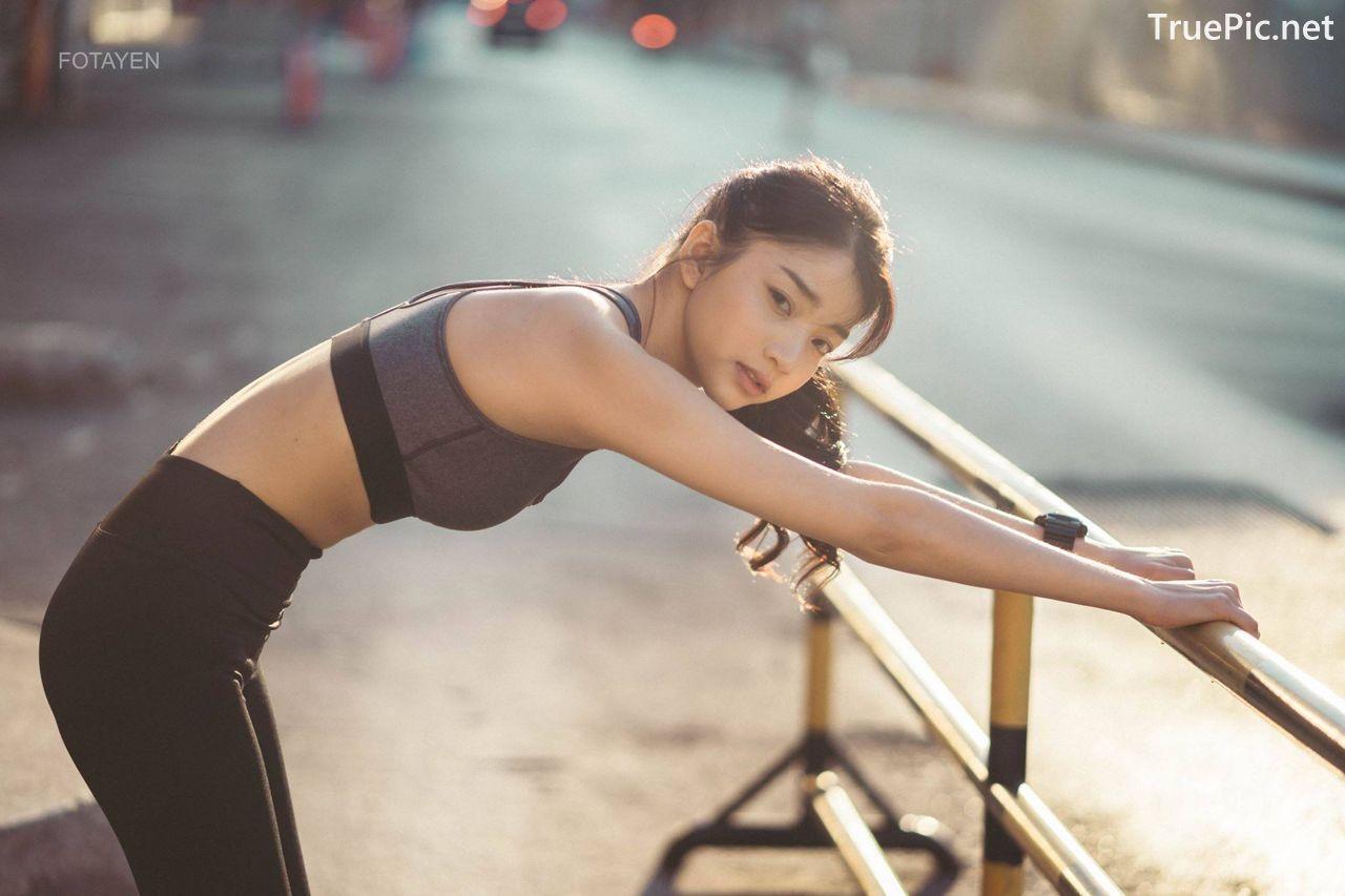 Image-Thailand-Pretty-Model-Anun-Sasinun-Beautiful-Fitness-Girl-TruePic.net- Picture-2