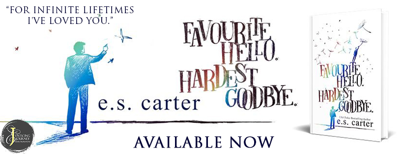 Arc Book Review Favourite Hello Hardest Goodbye By Es Carter A Bit Smutty Book Blog