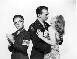 Jean Arthur, John Lund, Marlene Dietrich - A Foreign Affair