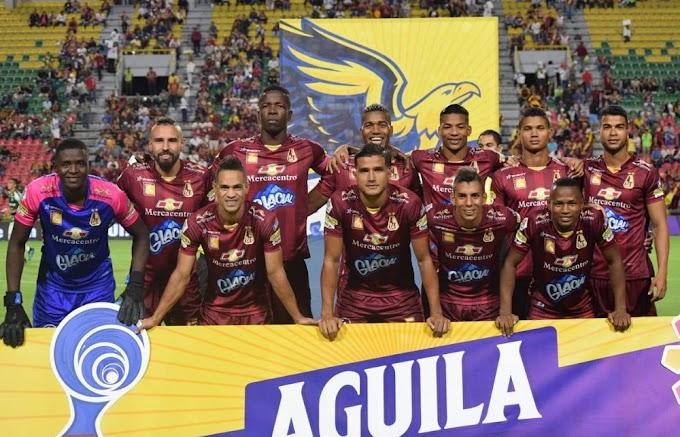 DEPORTES TOLIMA y su impresionante repunte en la Liga Águila 2 2019: Cosechó 13 puntos de los últimos 15