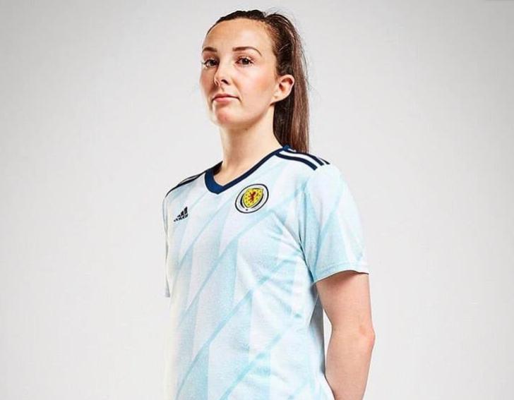 Nuove maglie calcio collezione 2020: divise calcio Scozia away ...