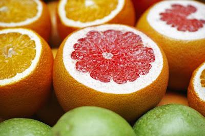 Gambar jeruk Bali
