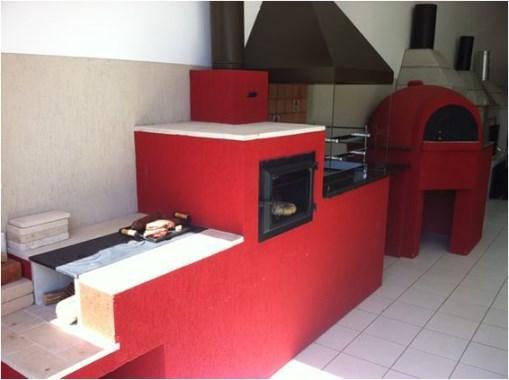 preformed grill kit