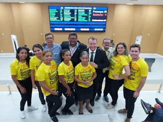 Governador Marcos Rocha sanciona projeto do deputado Dr. Neidson que garante direitos a pacientes renais crônicos em Rondônia