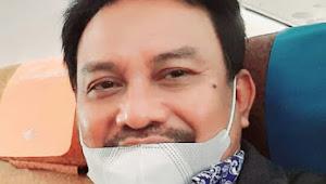 Pembina YPIP STKIP Bima H. Aris Muhammad Angkat Bicara.