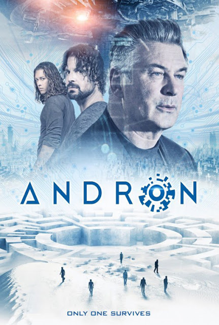 Andron - The Black Labyrinth (2016) ταινιες online seires oipeirates greek subs