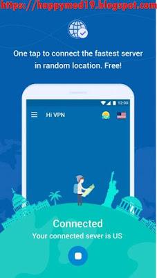 Hi VPN Mod Apk - Free Unlimited Proxy & Hotspot VPN Mod Apk
