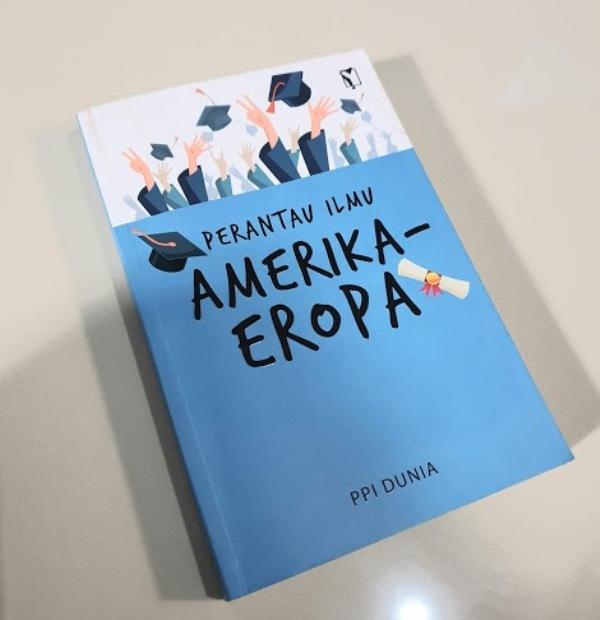 Resensi buku Perantau Ilmu Amerika Eropa