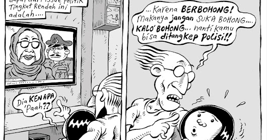 Mice Cartoon & Kartun Kompas Minggu Edisi 07 Oktober 2018