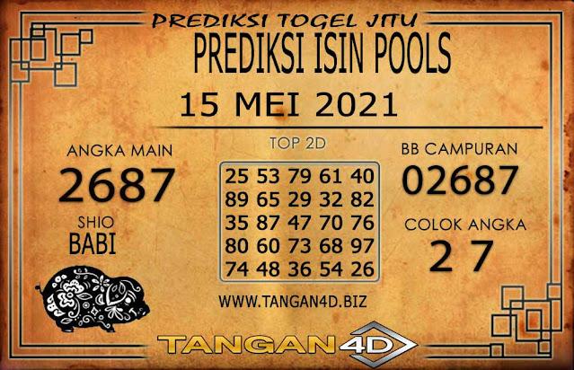 PREDIKSI TOGEL ISIN TANGAN4D 15 MEI 2021