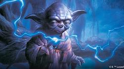 Ai là đối thủ lớn nhất của Yoda về khả năng Thần lực?