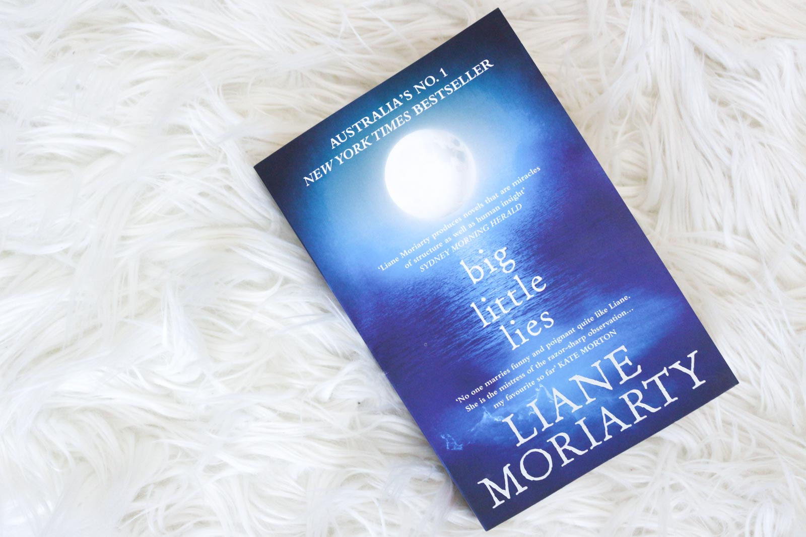 Big Little Lies By Liane Moriarty | The Book Club | Cate Renée