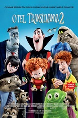 Otel Transilvanya 2 (2015) 720p Film indir