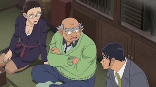 名探偵コナン アニメ 1020話 骨董盆は隠せない | Detective Conan Episode 1020