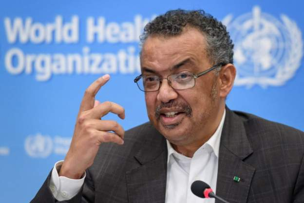 WHO chief in quarantine after Covid-19 contact